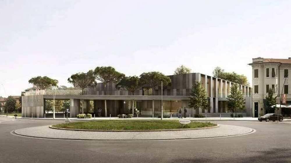 Progetto biblioteca Legnano parco falcone borsellino