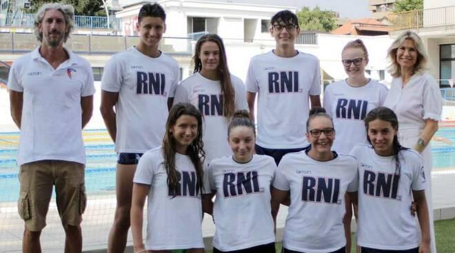 Rari Nantes Legnano Campionati Italiani Assoluti