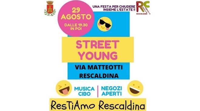 Street Young Rescaldina