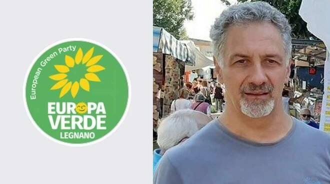 Verdi Legnano per Alessandro Rogora Sindaco