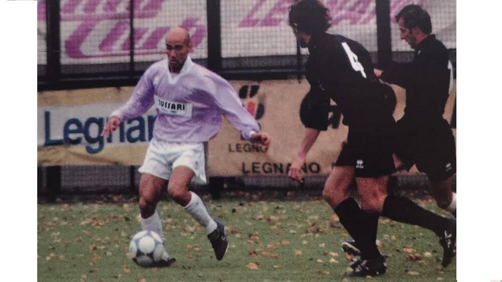 Francesco Cardamone A.C. Legnano Serie C2 2000/01