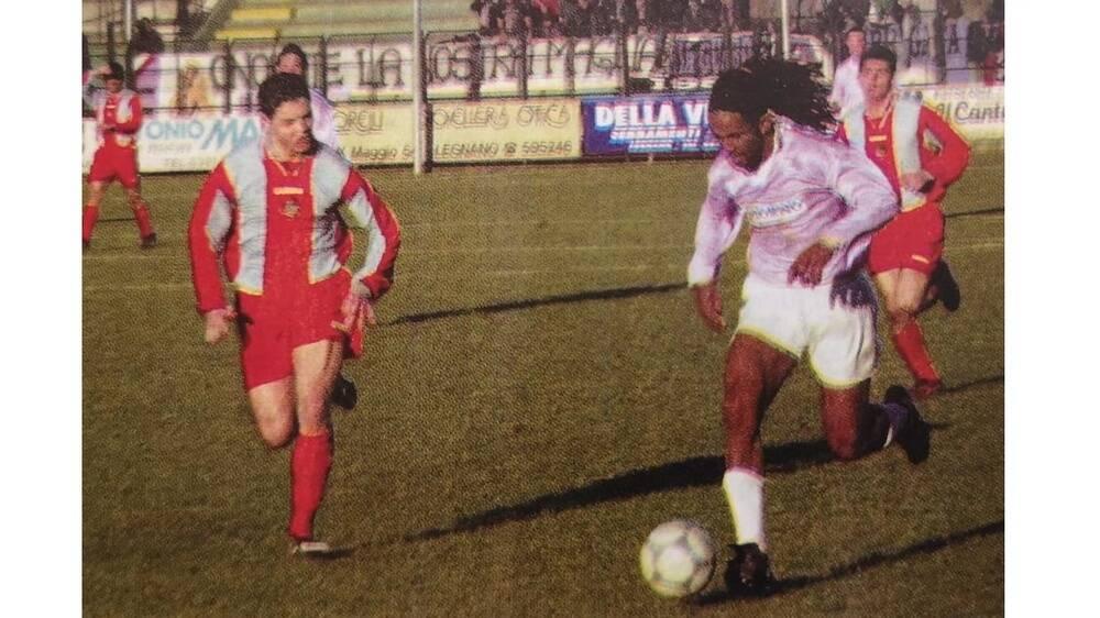 Marcello Koffi Teya A.C. Legnano Serie C2 2000/01