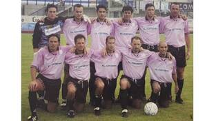 A.C. Legnano Serie C2 2000/01