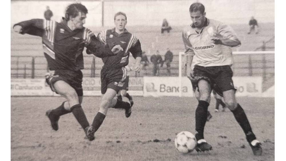 Giovanni Livieri A.C. Legnano Serie C2 2000/01