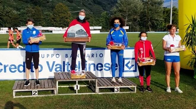 Atletica San Vittore Olona Barbara Martinelli