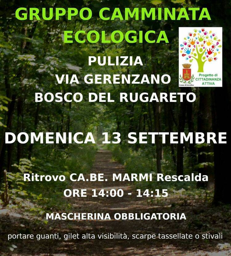 Camminata Ecologica Gerenzano