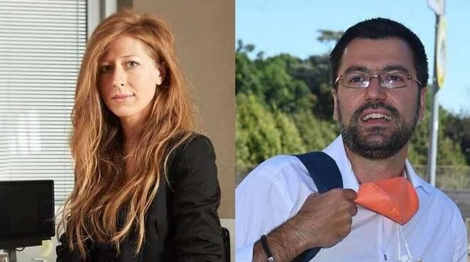 Carolina Toia Lorenzo Radice ballottaggio Sindaco Legnano
