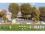 Caronnese-Castanese 1-0 calcio amichevole