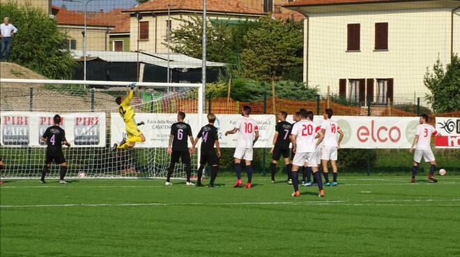 CasateseRogoredo-Legnano 4-1