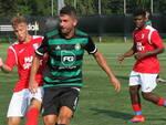 Castellanzese-Sestese 0-2 amichevole