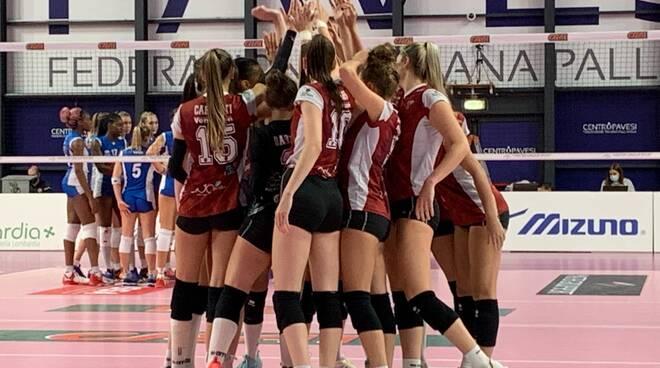 Club Italia Crai-Futura Volley Giovani 2-3