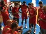 Fulgor Omegna - Knights Legnano 69-54 basket amichevole
