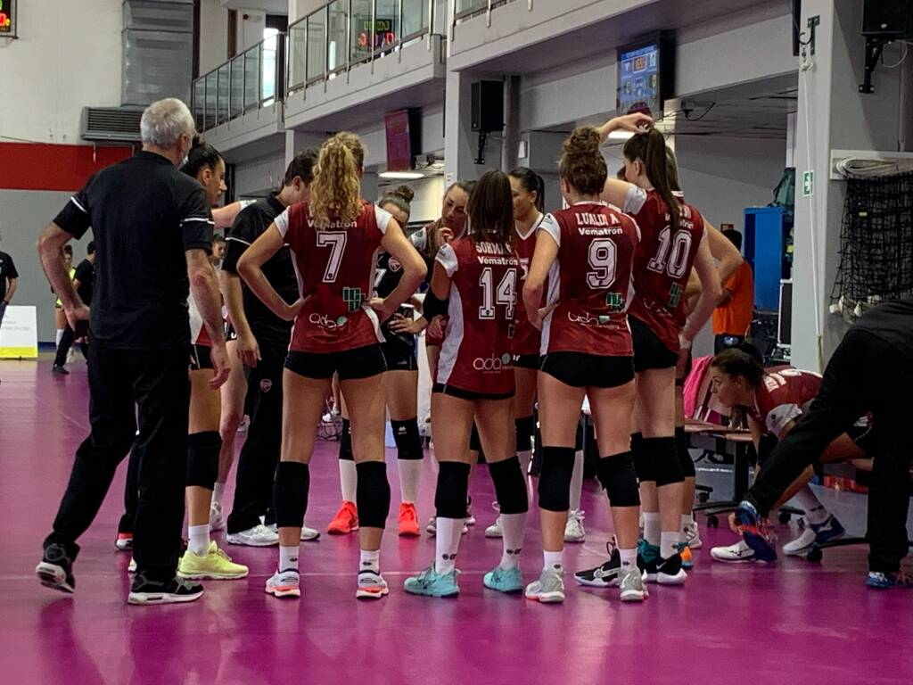 Futura Volley Giovani-Green Warriors Sassuolo 2-3