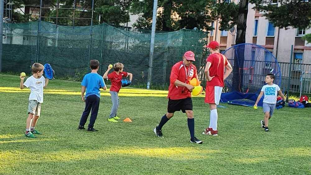 Legnano Baseball Softball Open Day