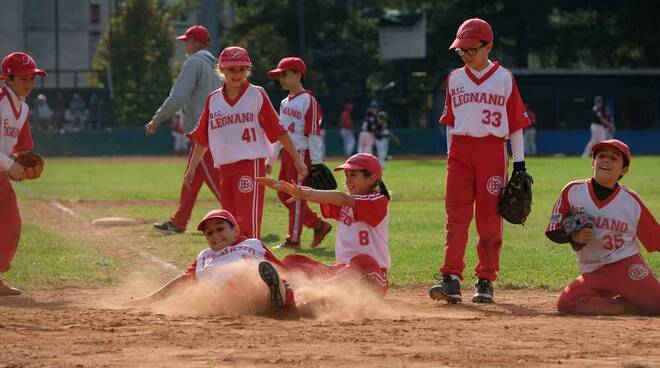 Legnano Baseball Softball Open Day
