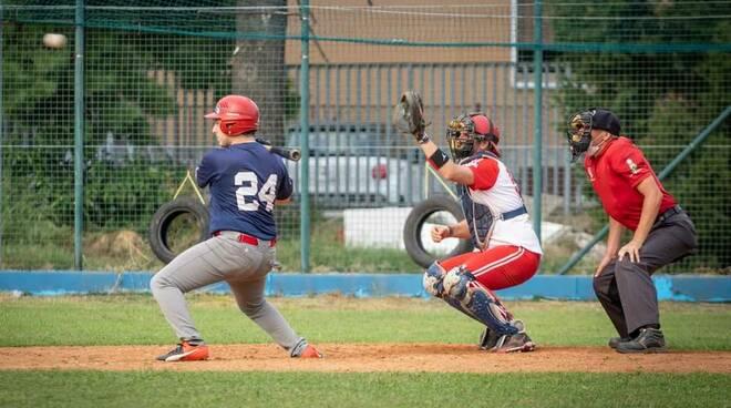 Legnano - Vikings Malnate 14-4 Baseball Serie C