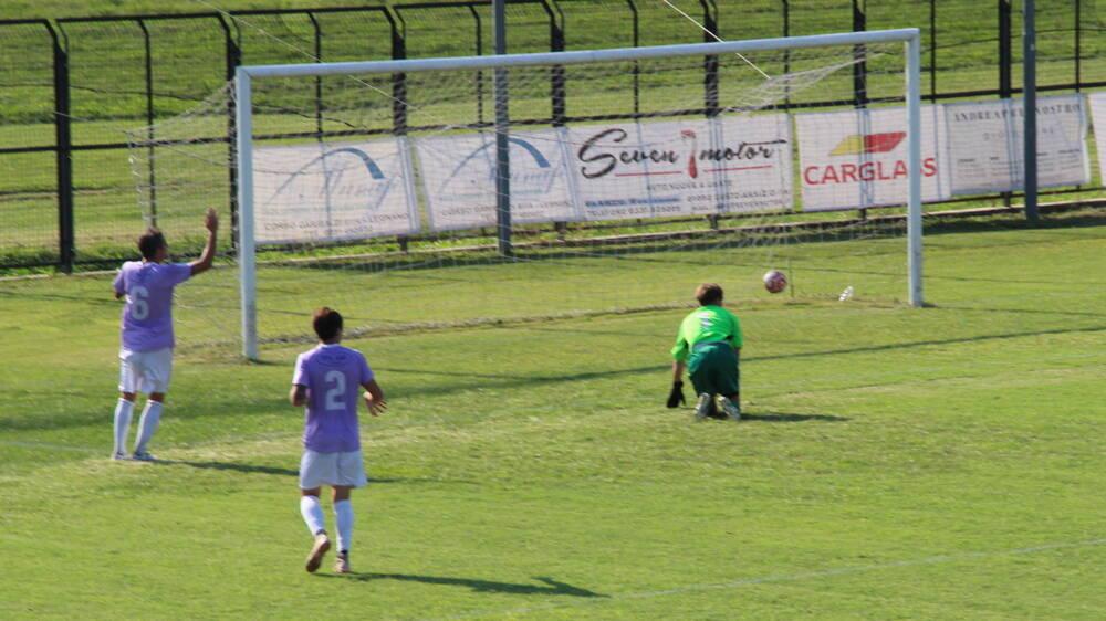 Legnano-Vogherese 2-0