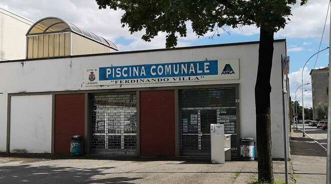 Piscina Ferdinando Villa