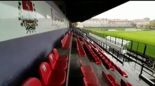Sanificazione Stadio Giovanni Mari Legnano