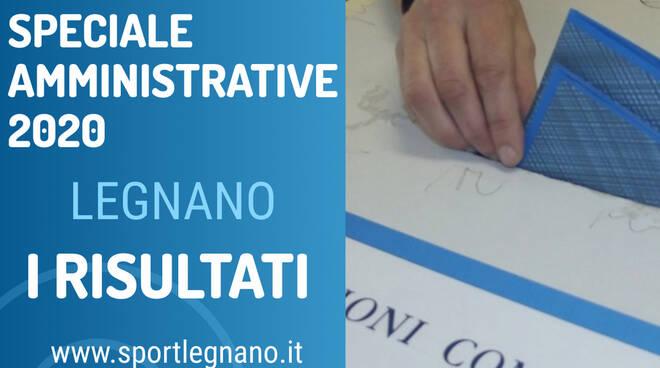 Amministrative 2020 Legnano Ballottaggio