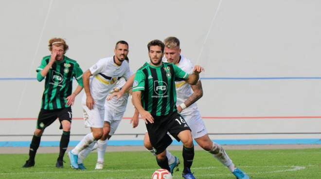 Arcontese-Castellanzese 5-1