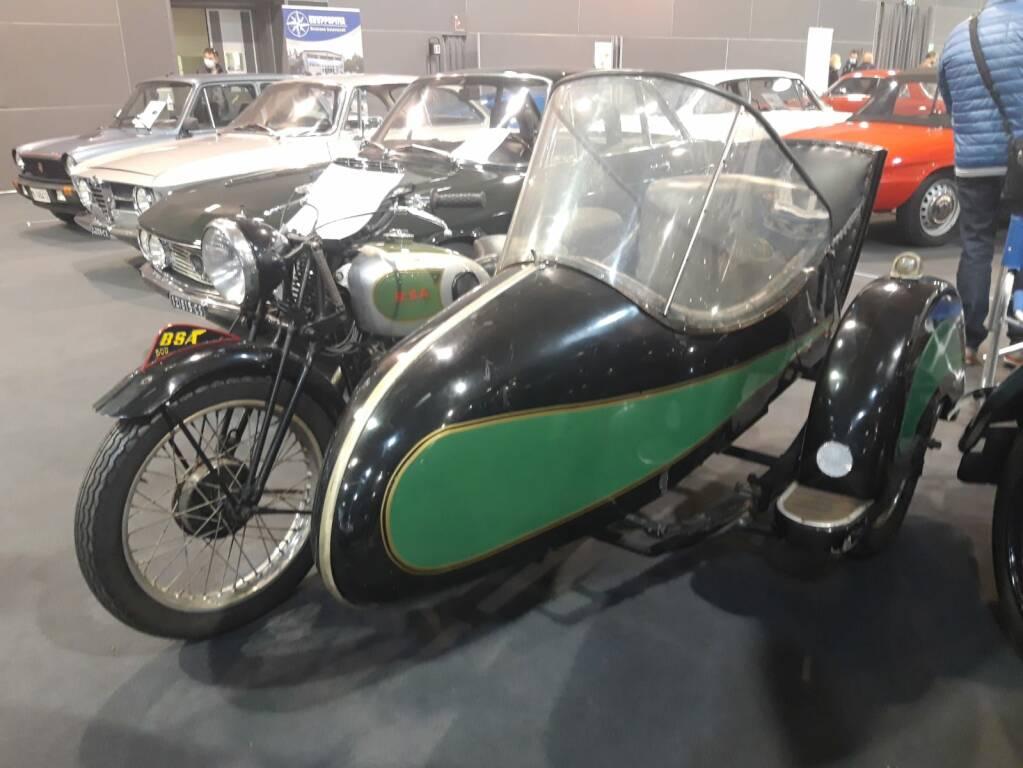 Auto e Moto d'Epoca 2020 Fiera di Padova