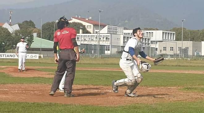 Bergamo Baseball-Old Rags Lodi 6-8 Baseball Serie C