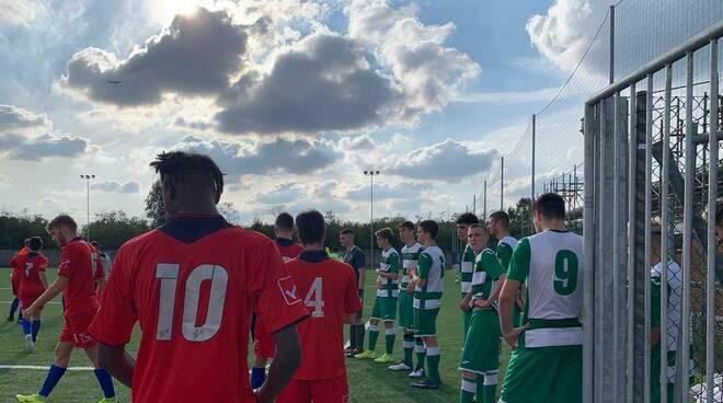 Castanese-Luino 4-1 Juniores Regionali