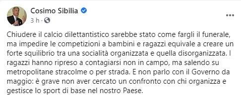 Cosimo Sibilia LND