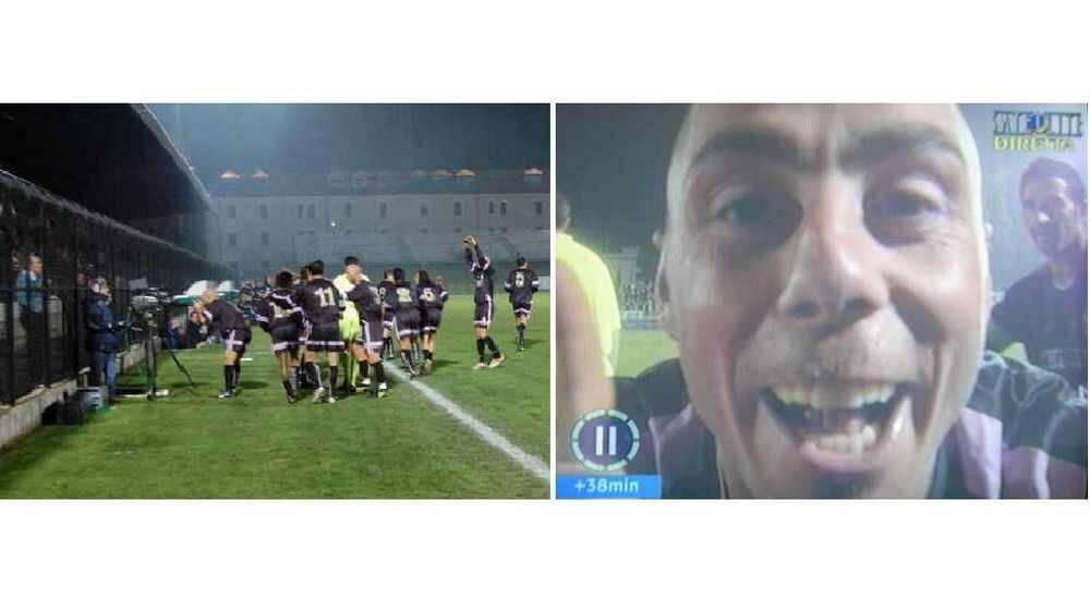 Fabio Moscelli Legnano-Pro Vercelli 2-1 2006-07