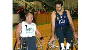 Fabrizio J. Fustinoni incontra Sandro Cherubini