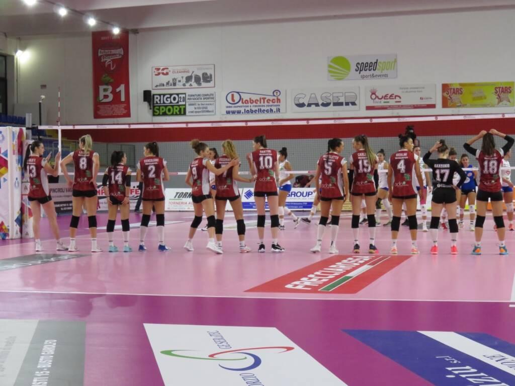 Futura Volley Giovani-Sigel Marsala 1-3