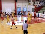 Knights Legnano - Wiz Basket Legnano 91 69-54 amichevole