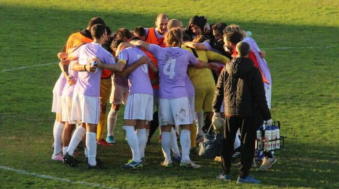 Legnano-Gozzano 2-0