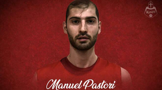Manuel Pastori Knights Legnano