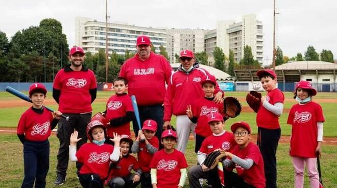 Minibaseball Legnano Baseball