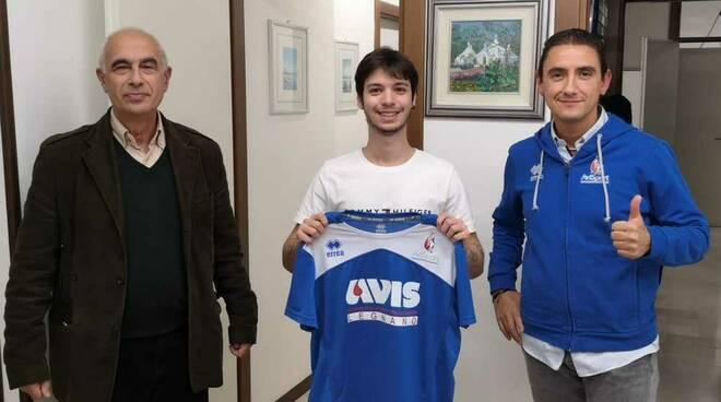 Nicola Zucca e Cristian Sorino di AviSport Legnano ospiti di Niccolò Crespi a Bar Stadio