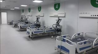 Ospedale le Covid-19 Fiera Milano
