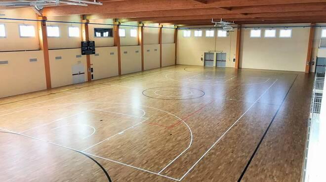 Palasport Centro Sportivo Novarello Villaggio Azzurro Granozzo con Monticello