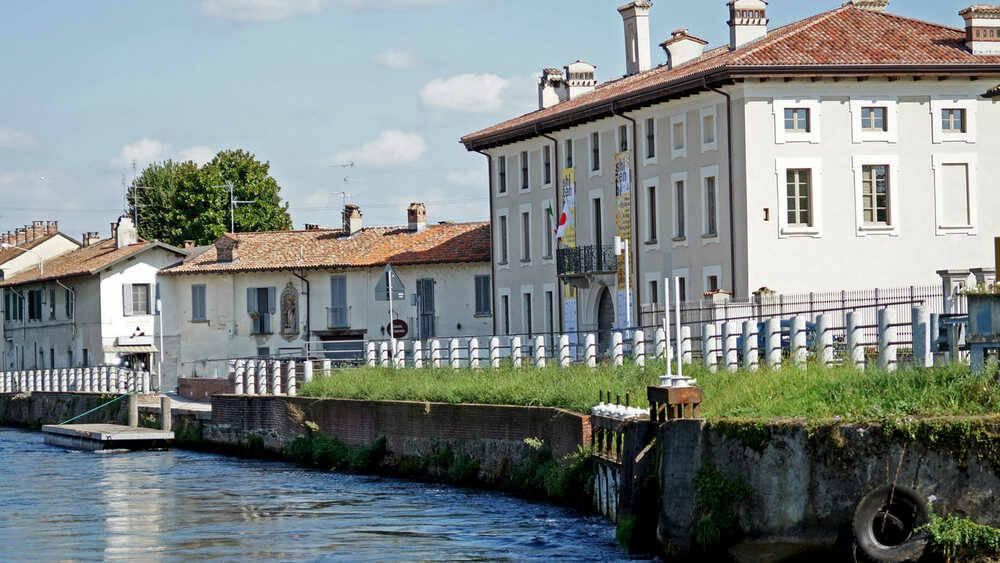 Palazzo Cittadini Stampa Abbiategrasso