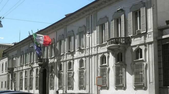 Palazzo Isimbardi Sede Città Metropolitana di Milano