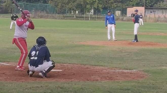Porta Mortara Novara-Legnano 18-10 baseball amichevole