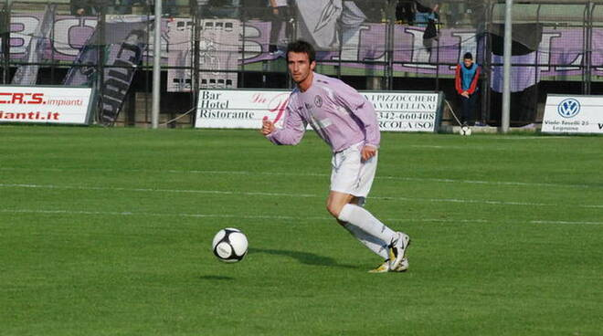 Simonluca Agazzone A.C. Legnano 2008/09