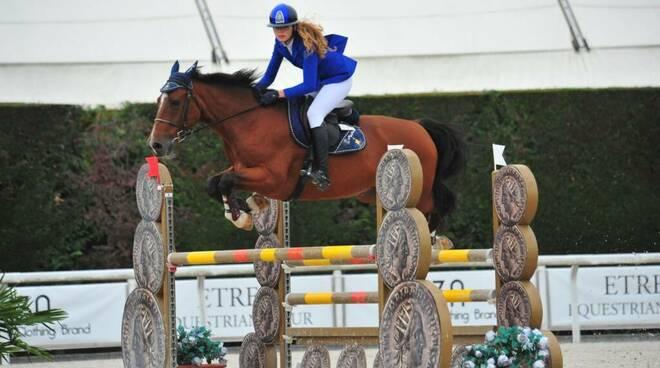 Super risultati per Elisa Pavan e Sir de la Grandiere