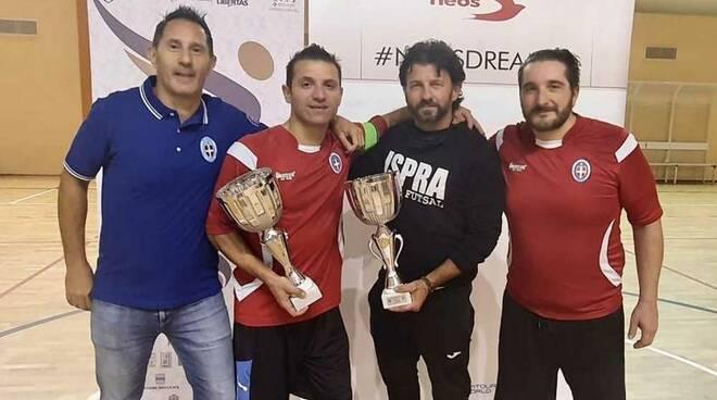 Ticinia Novara-Ispra C5 Supercoppa Italiana Calcio a 5 2020