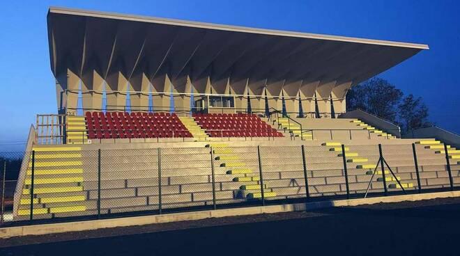 """Castano Primo Stadio Comunale """"Annibale Sacchi"""" Castanese"""
