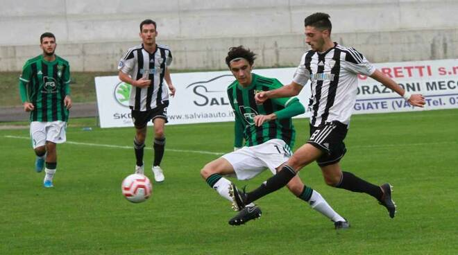 Castellanzese-Lavagnese 0-2