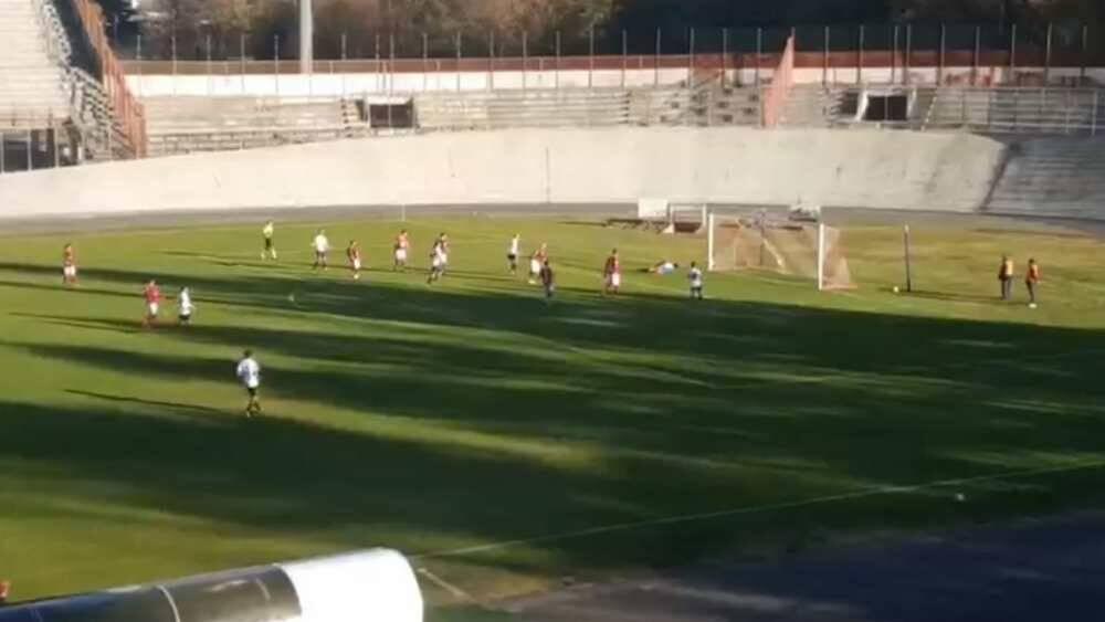 Città di Varese-Caronnese 0-1