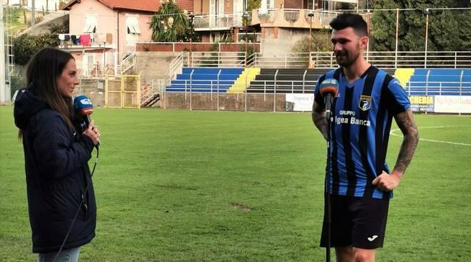 Davide Sancinito Imperia Calcio Serie D