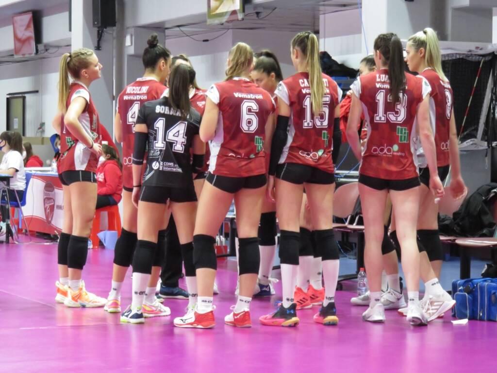 Futura Volley Giovani-Club Italia Crai 3-1